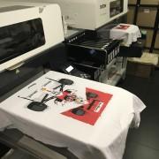 Impressão Direta Têxtil