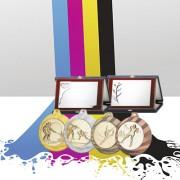 Medalhas e Placas