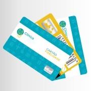 Cartões PVC