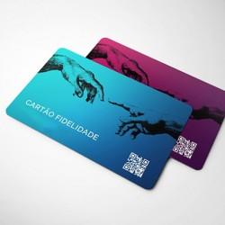 Cartão PVC 85x55mm