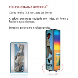 Coluna Rotativa