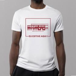 """T-shirt """"Eu Estive Aqui"""""""