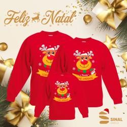 Camisola Personalizada de Natal
