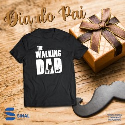 "T-shirt ""The Walking Dad"""