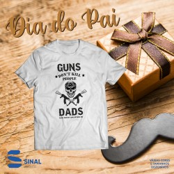 "T-shirt ""Guns Dads"""