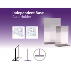 Independent Base Card Holder