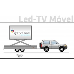 Led-Tv Movél